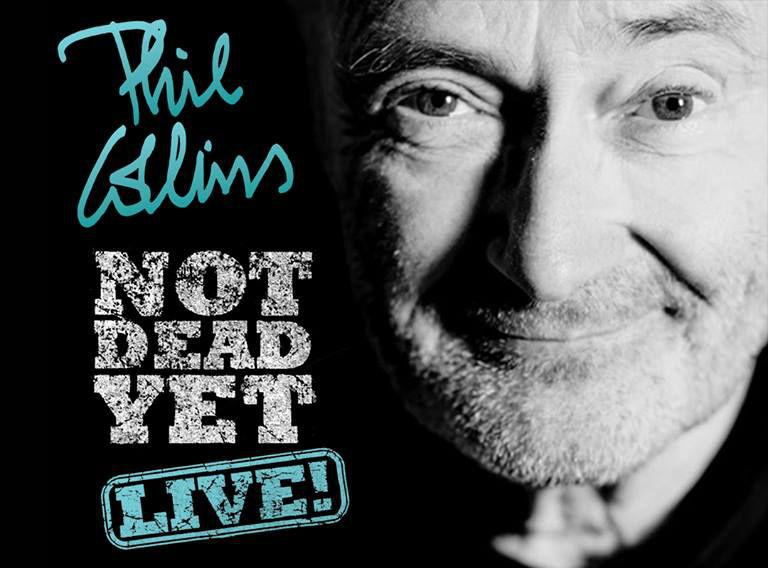 Phil Collins Announces 15 Date US Tour
