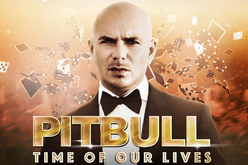 image for article Pitbull Sets 2018 Las Vegas 'Time Of Our Lives' Residency Dates: Ticket Presale Code & On-Sale Info