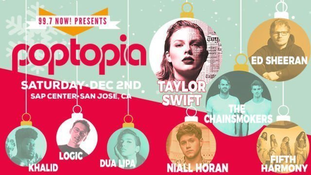 image for event 99.7 NOW! Presents POPTOPIA