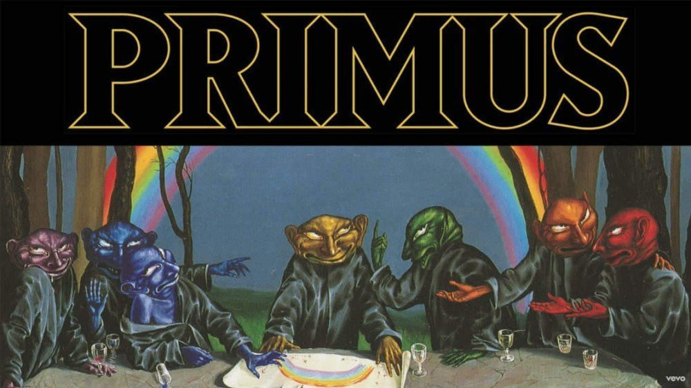 "image for article ""The Scheme"" - Primus [YouTube Audio Single]"