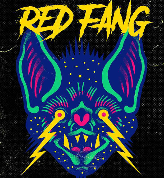image for event Red Fang, Monolord, Dead Now, and No Big Business