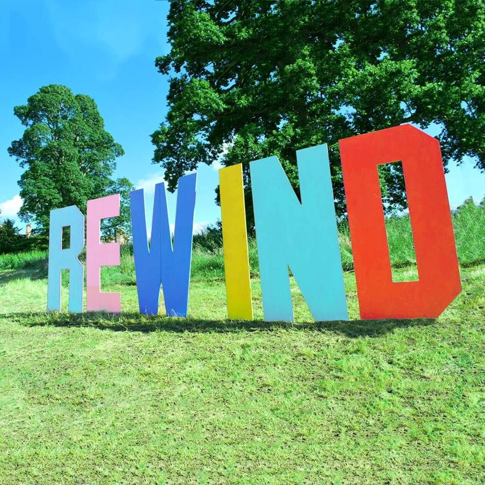 image for event Rewind Festival South 2018