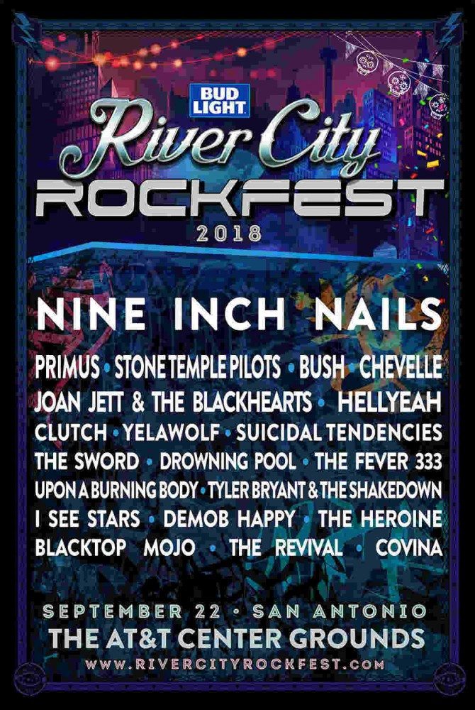 image for event River City Rockfest