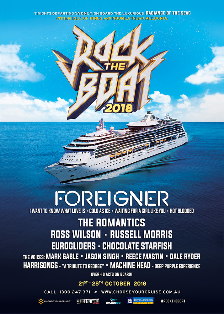 image for event Rock The Boat