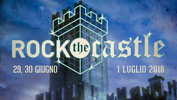 image for event Rock the Castle 2018
