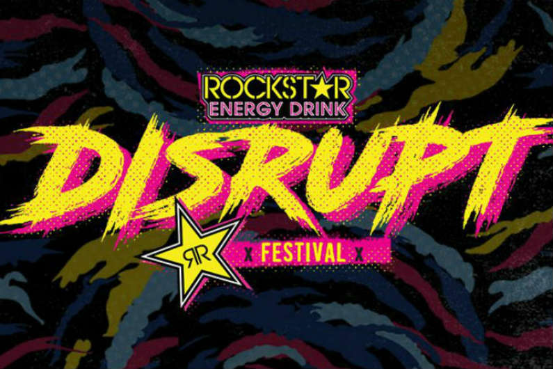 Rockstar Energy Drink Disrupt Festival At Ruoff Home Mortgage Music