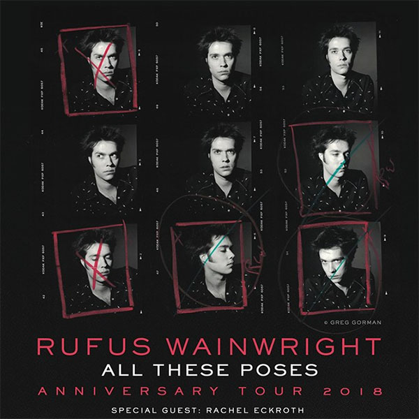 image for event Rufus Wainwright
