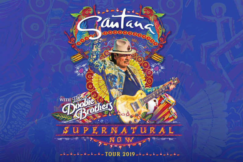 image for article Santana Sets 2019 Tour Dates: Ticket Presale Code & On-Sale Info