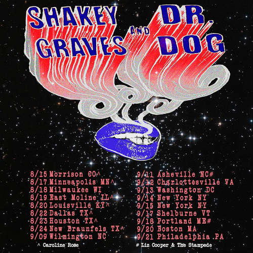 image for article Shakey Graves & Dr. Dog Reveal 2019 Tour Dates: Ticket Presale Code & On-Sale Info