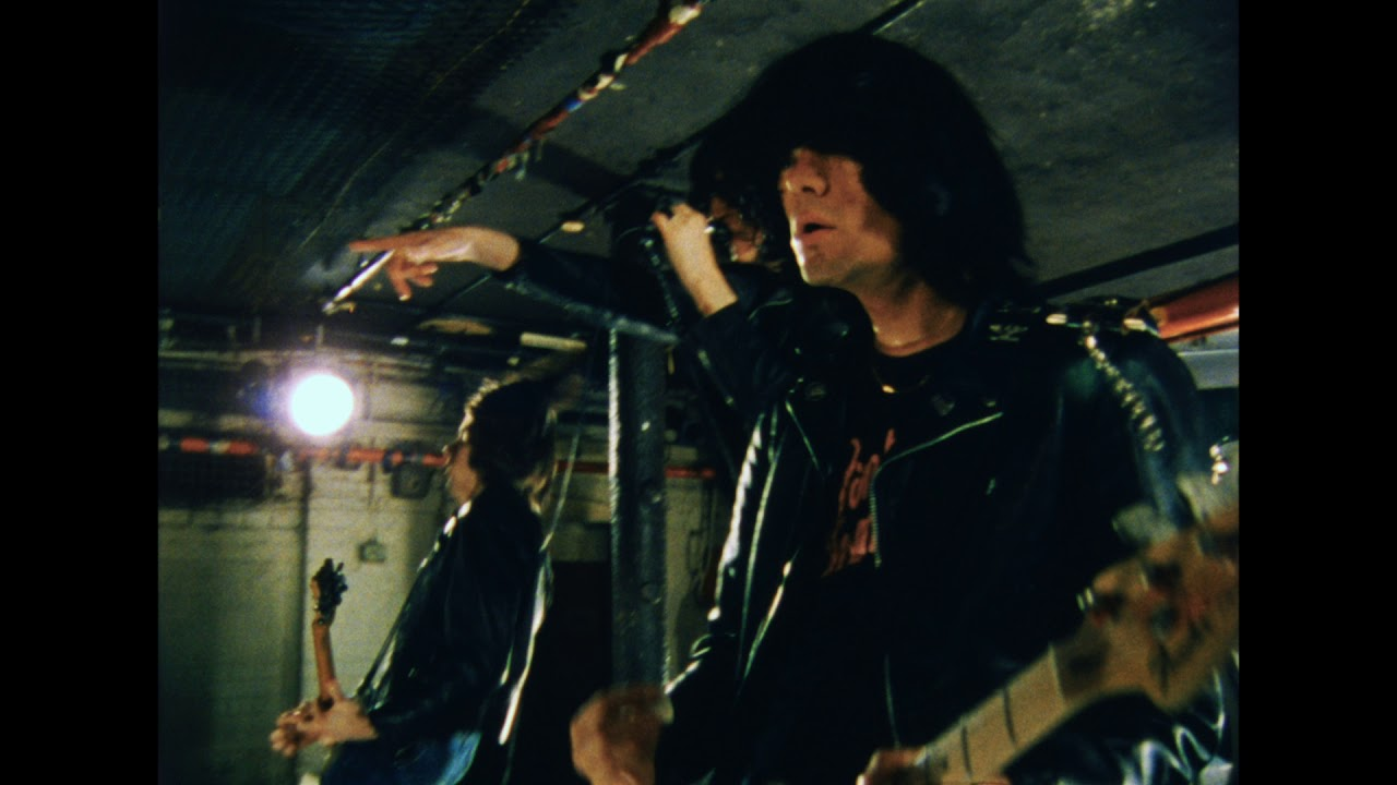 "image for article ""She's The One"" - Ramones [YouTube Music Video]"