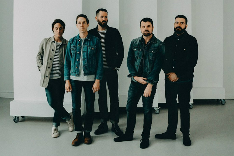 image for article Silverstein Shares 2018 Tour Dates: Ticket Presale Code & On-Sale Info