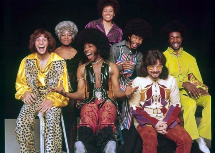 image for artist Sly & the Family Stone