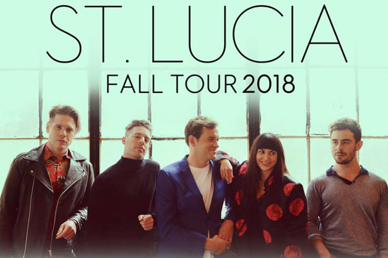 image for article St. Lucia Plans 2018 Tour Dates: Ticket Presale Code & On-Sale Info