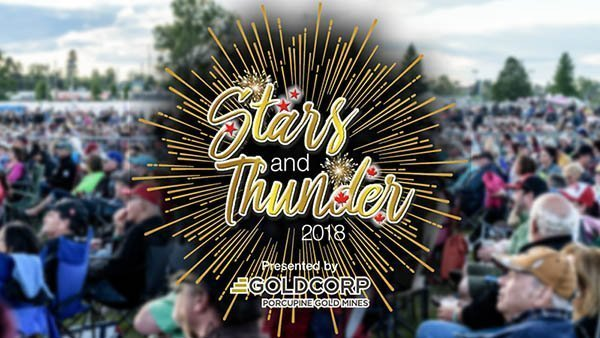 image for event Stars & Thunder 2018