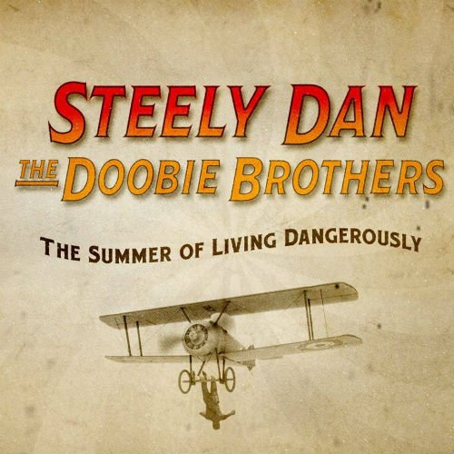 image for event Steely Dan and The Doobie Brothers