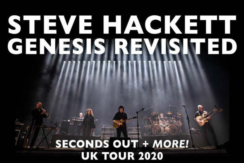 Steve Miller Band Tour 2020.Steve Hackett Adds Genesis Revisited 2019 2020 Tour Dates