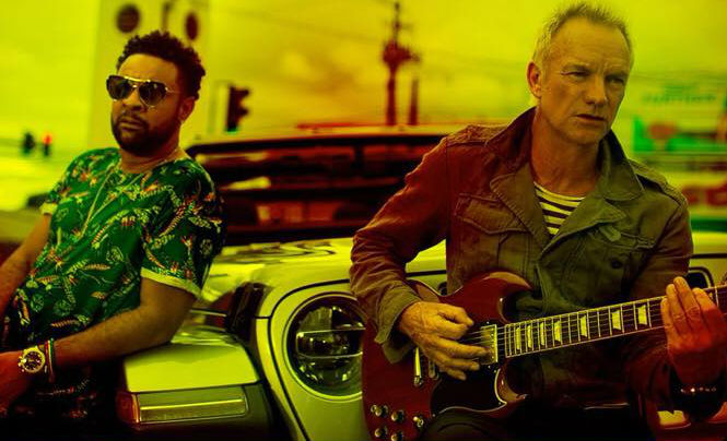 image for article Sting and Shaggy Set 2018 Tour Dates: Ticket Presale Code & On-Sale Info