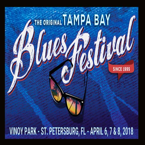 image for event Tampa Bay Blues Festival - Saturday Admission
