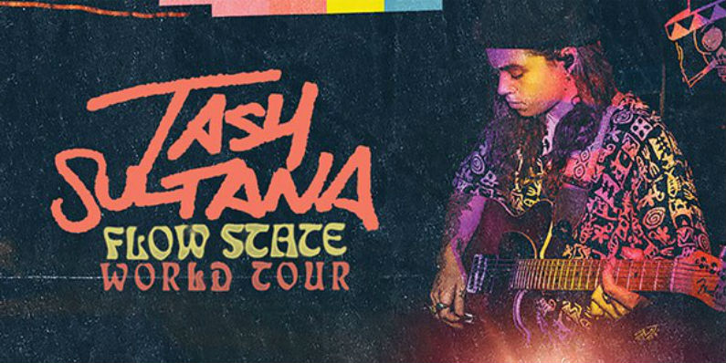 image for article Tash Sultana Adds 2018 Tour Dates: Ticket Presale Code & On-Sale Info