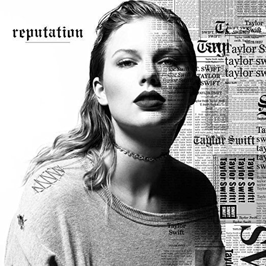 "image for article ""reputation"" - Taylor Swift [Spotify Full Album Stream]"
