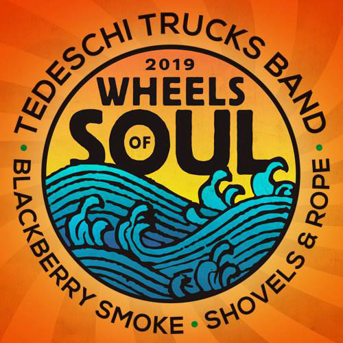 image for article Tedeschi Trucks Band to be Joined by Blackberry Smoke and Shovels & Rope for 'Wheels of Soul' 2019 Tour Dates