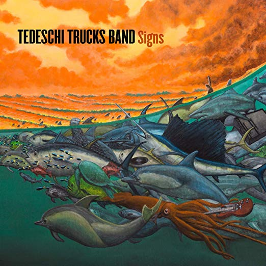 "image for article ""Hard Case"" - Tedeschi Trucks Band [YouTube Audio Single]"