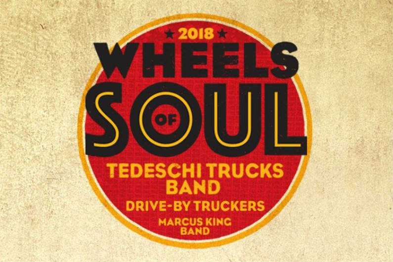 image for article Tedeschi Trucks Band to be Joined by Drive-By Truckers and Marcus King for 'Wheels of Soul' 2018 Tour Dates