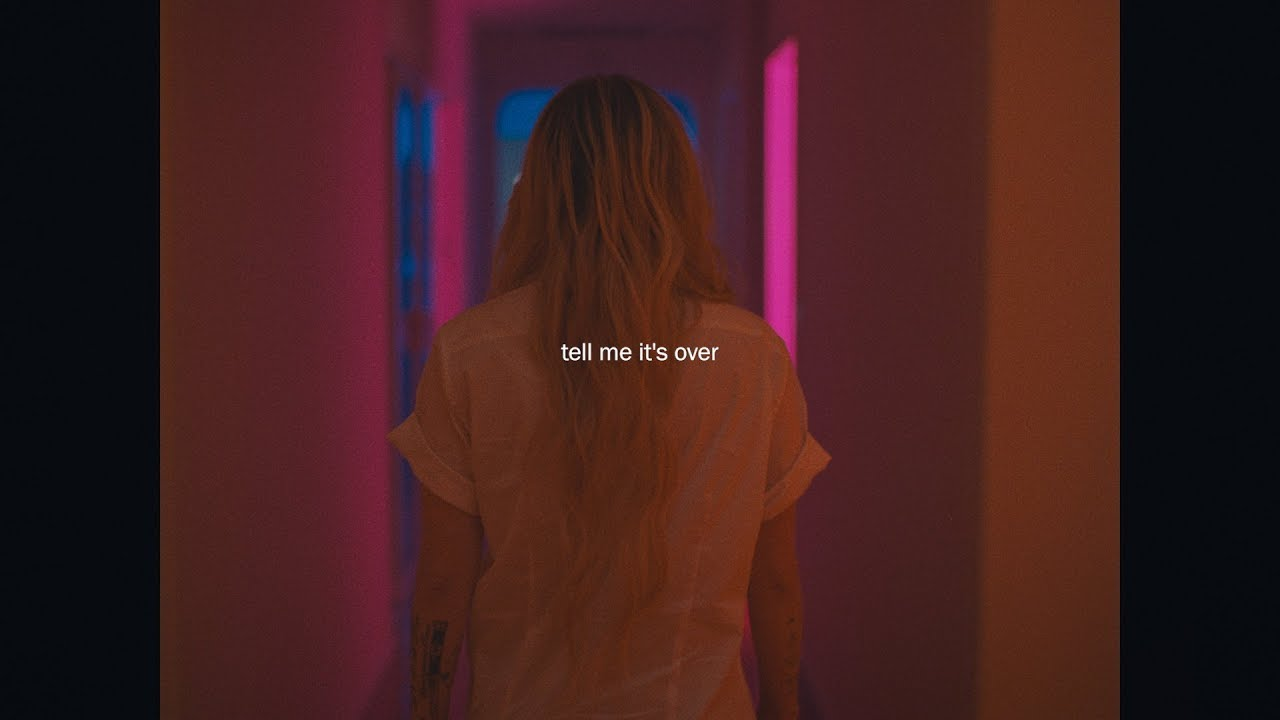 "image for article ""Tell Me It's Over"" - Avril Lavigne [YouTube Music Video]"