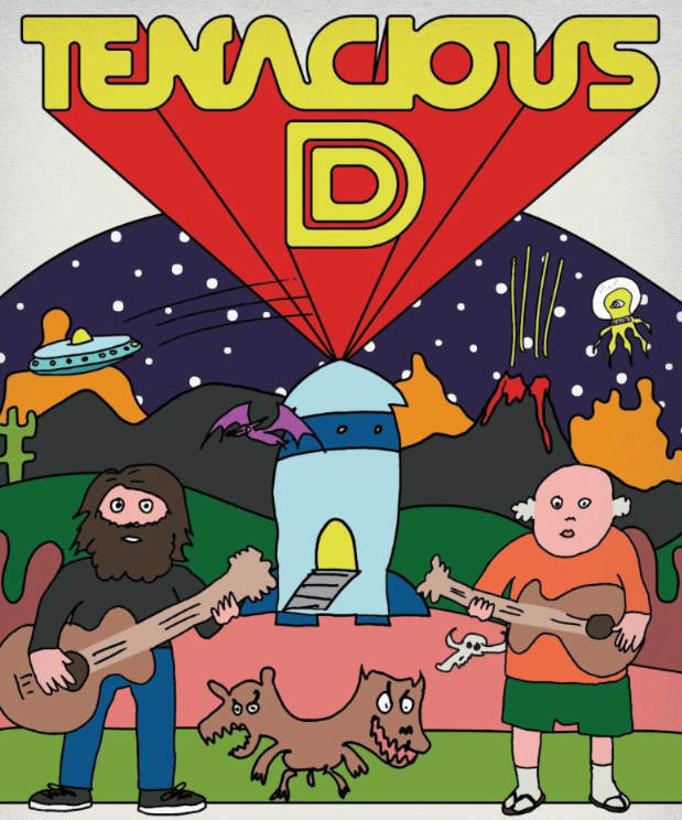 image for article Tenacious D Share 2018 Tour Dates: Ticket Presale Code & On-Sale Info
