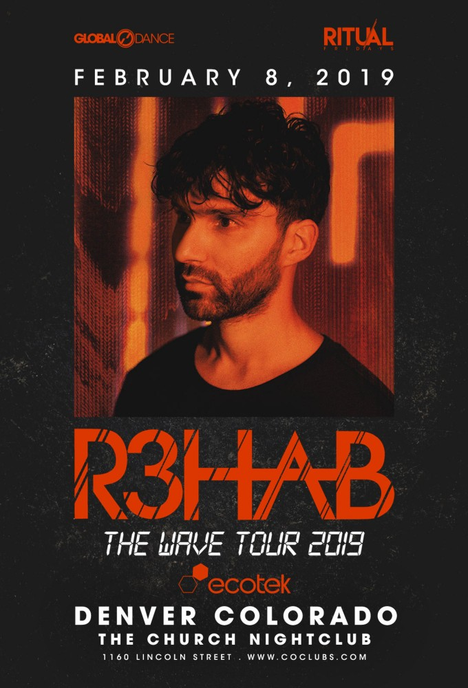 image for event R3HAB