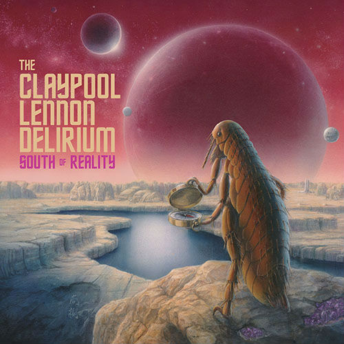 "image for article ""Blood And Rockets"" - The Claypool Lennon Delirium [YouTube Audio Single]"