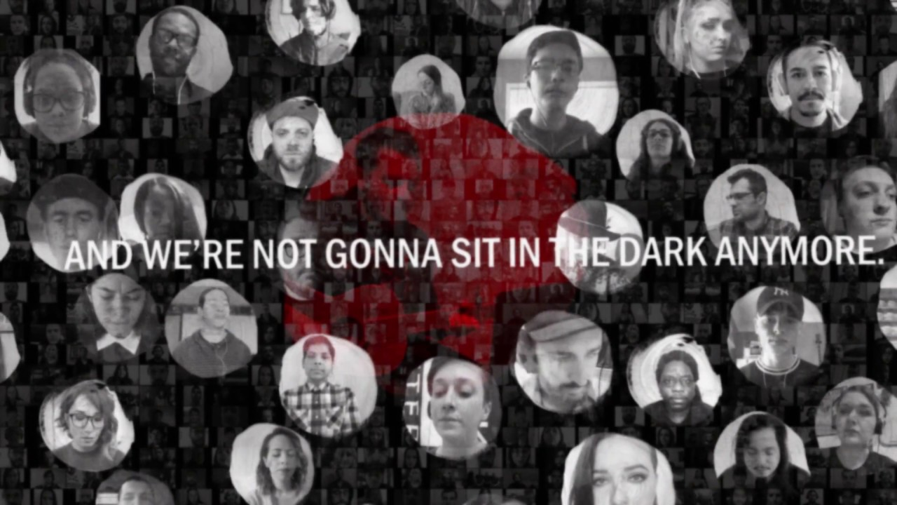 "image for article ""The Dark"" - Thrice [YouTube Lyric Video]"