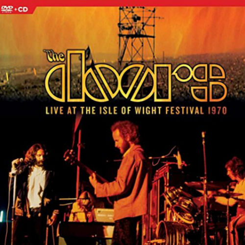 "image for article ""Live At The Isle Of Wight Festival 1970"" - The Doors [Spotify Album Stream + Zumic Review]"