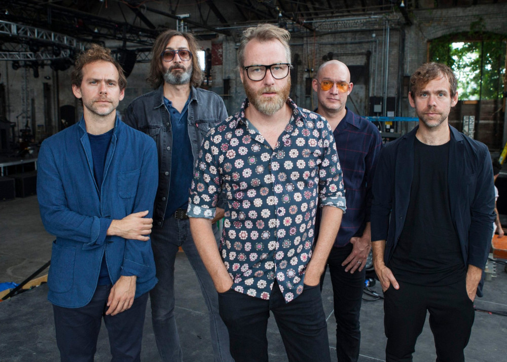 image for artist The National