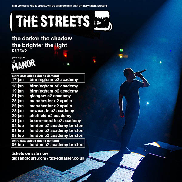 image for event The Streets