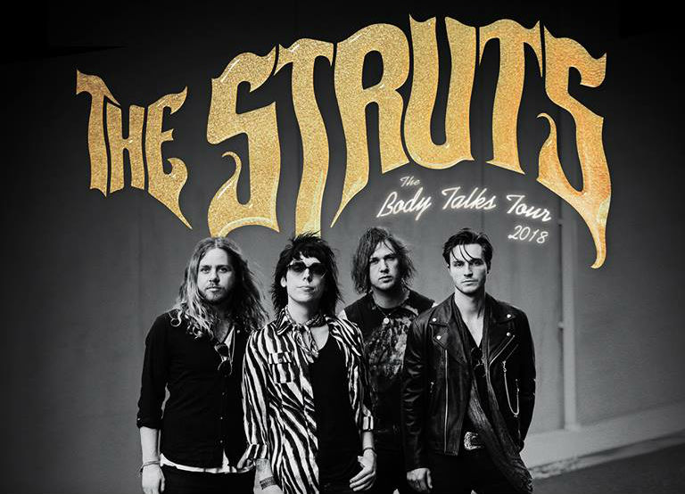 image for article The Struts Plot 2018 Tour Dates: Ticket Presale Code & On-Sale Info