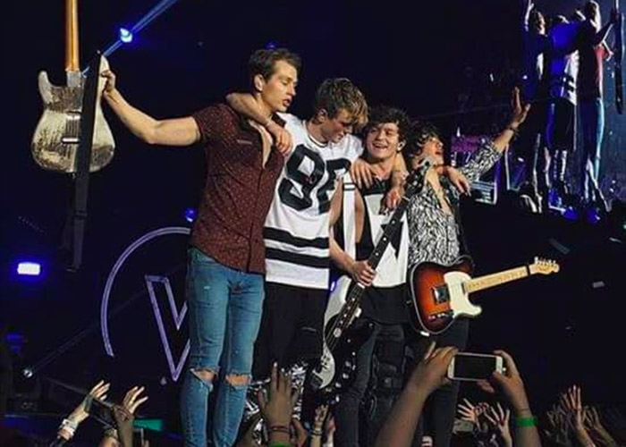 image for artist The Vamps