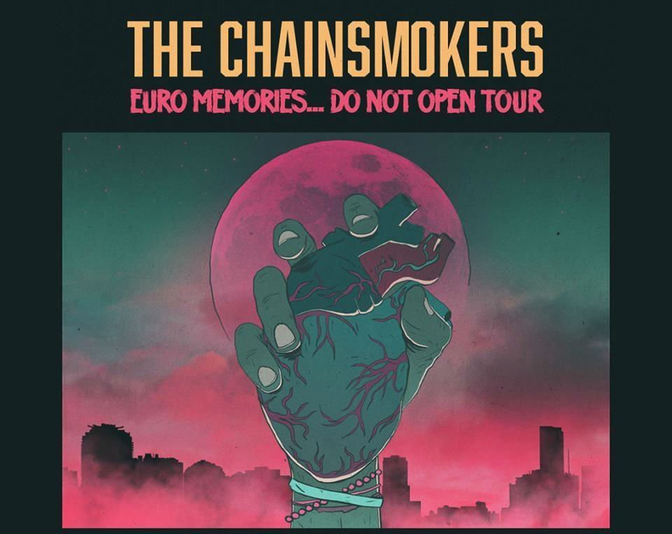 image for article The Chainsmokers Plan 2018 Tour Dates For Europe: Ticket Presale & On-Sale Info