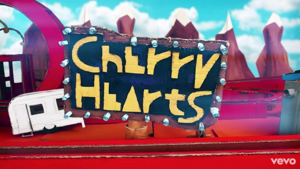 "image for article ""Cherry Hearts"" - The Shins [YouTube Music Video]"
