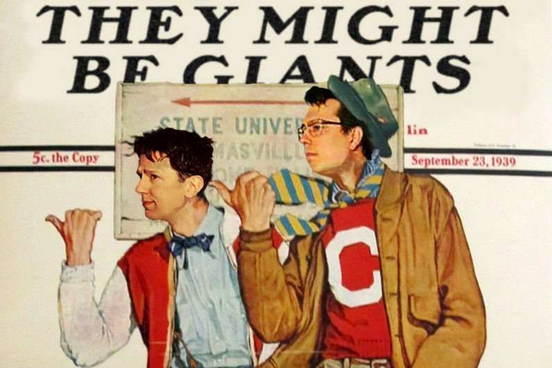 image for article They Might Be Giants Set 2018 World Tour Dates: Ticket Presale Code & On-Sale Info