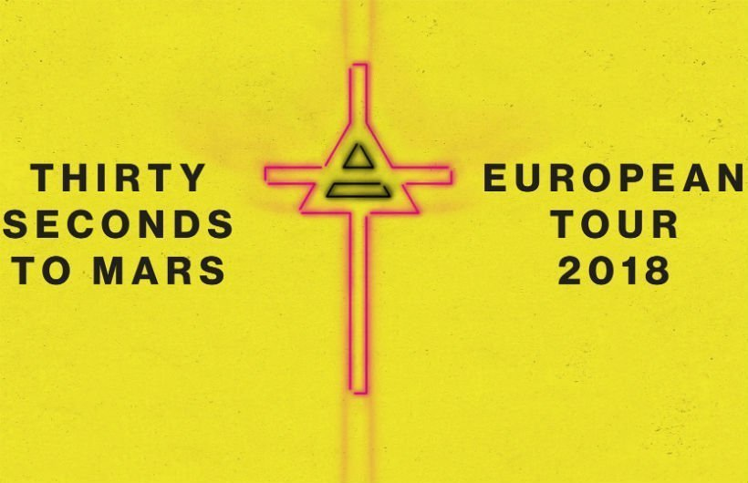 image for article Thirty Seconds To Mars Plots 2018 Tour Dates for the UK and Europe: Ticket Presale Code & On-Sale Info