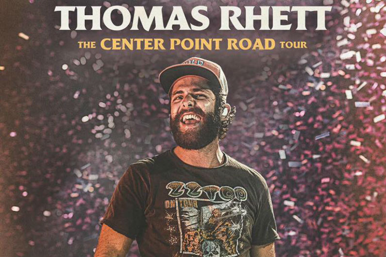 thomas rhett cincinnati tickets