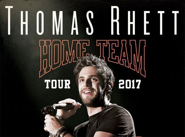image for event Thomas Rhett, Old Dominion, and Walker Hayes