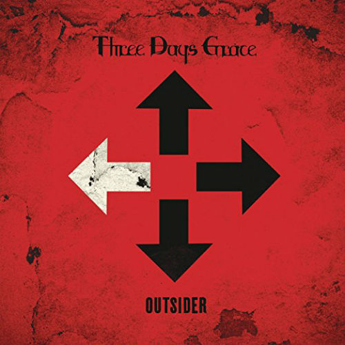 "image for article ""I Am An Outsider"" - Three Days Grace [YouTube Audio Single]"