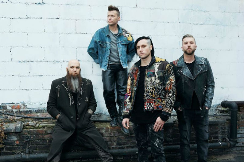 image for article Three Days Grace Adds 2018 Tour Dates: Ticket Presale Code & On-Sale Info