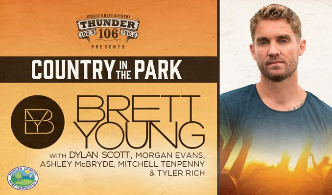 image for event Thunder 106 Presents Country In The Park