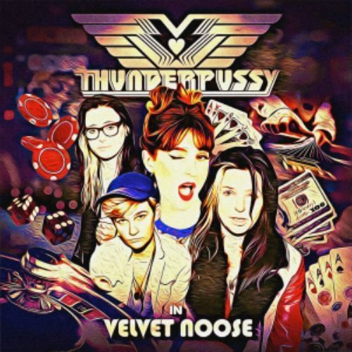 "image for article ""Velvet Noose"" - Thunderpussy [Spotify Audio Single]"