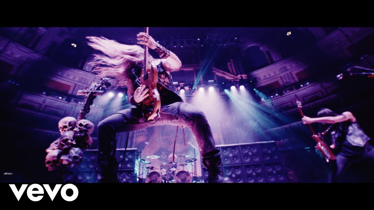 "image for article ""Trampled Down Below"" - Black Label Society [YouTube Music Video]"