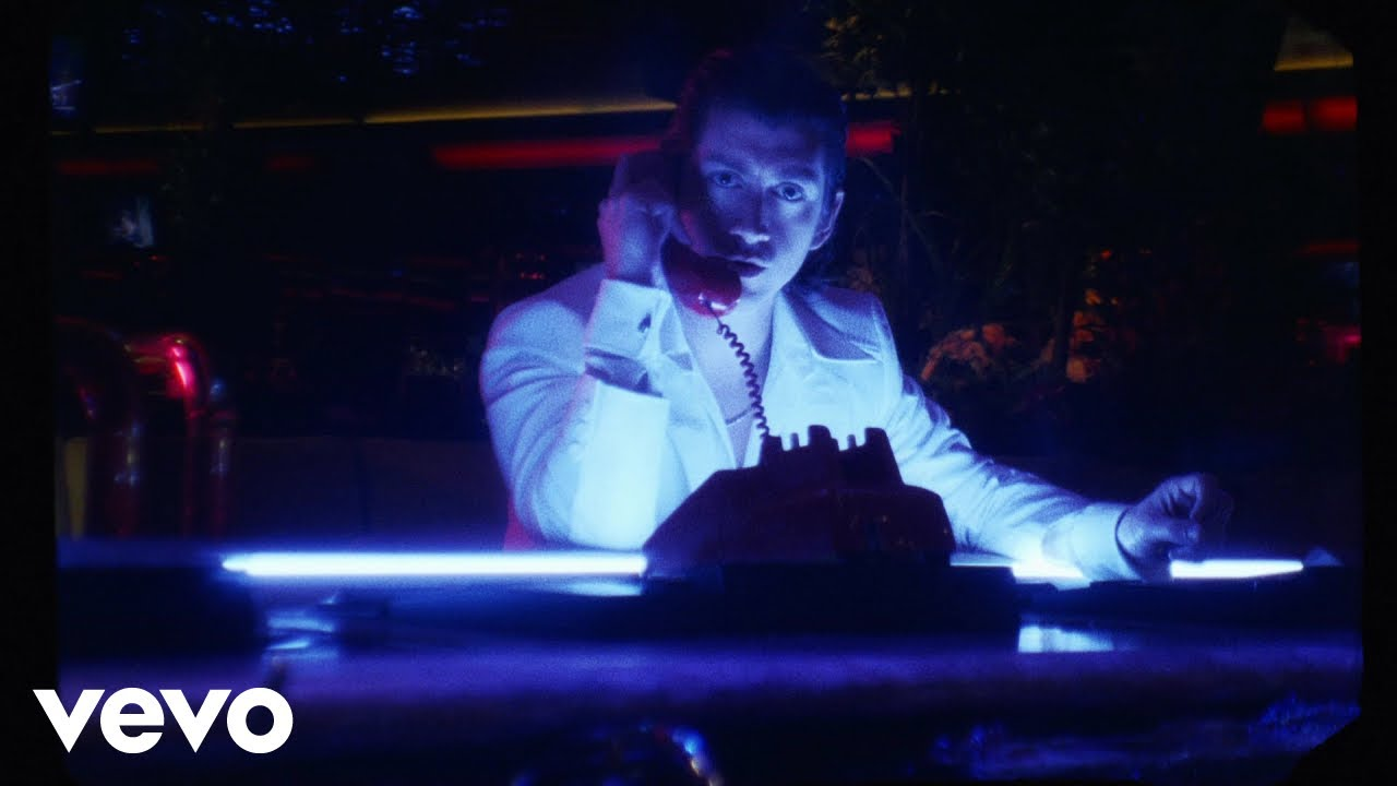 "image for article ""Tranquility Base Hotel & Casino"" - Arctic Monkeys [YouTube Music Video]"