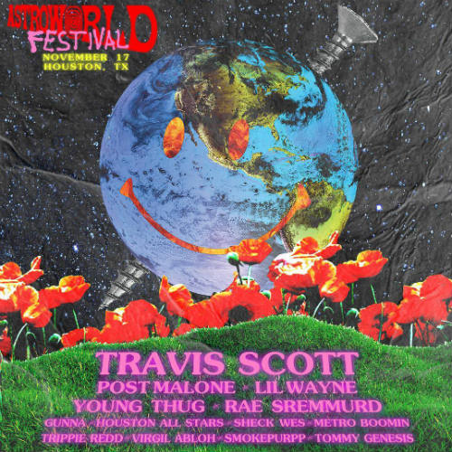 image for event Astroworld Festival